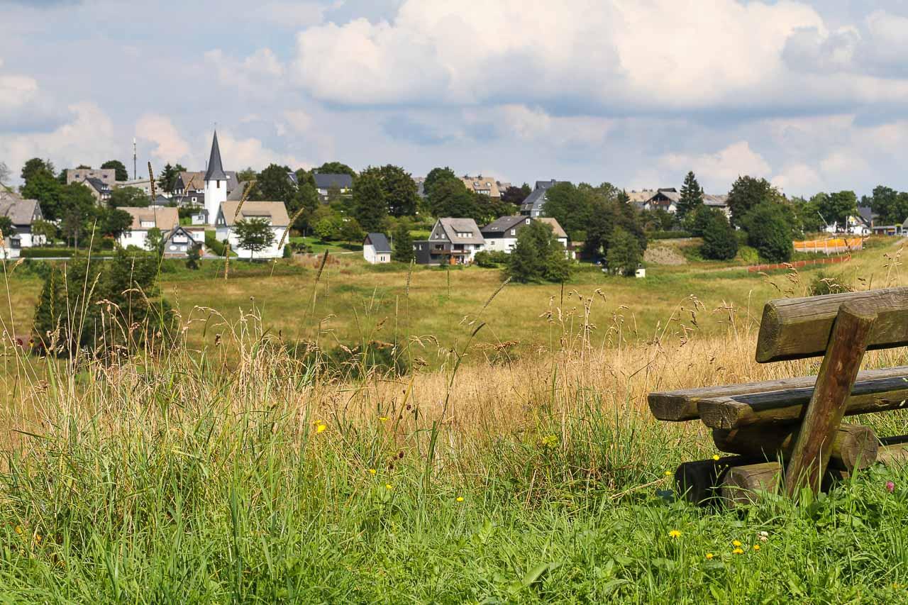 Altastenberg im Sommer