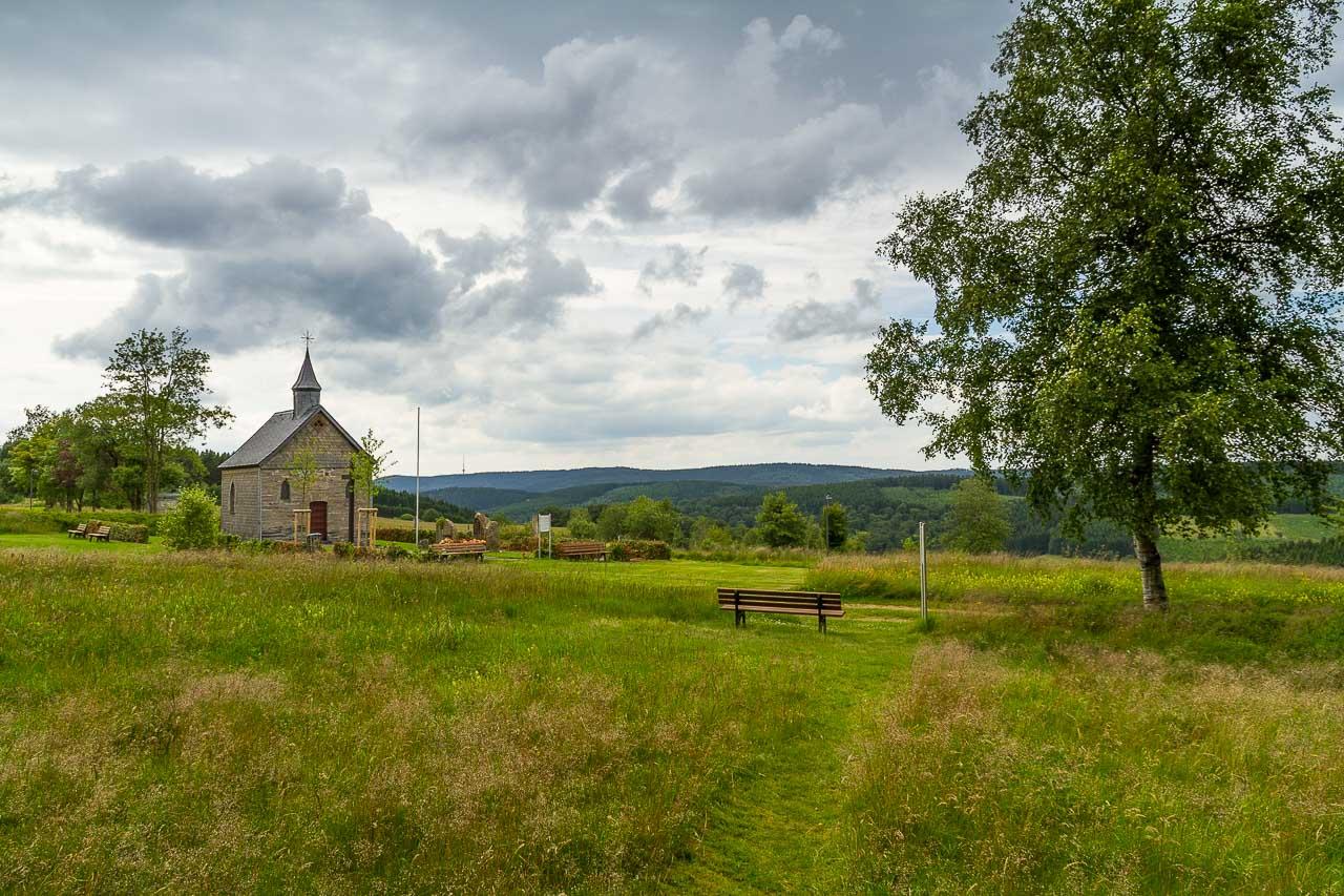 Kapelle in Altastenberg