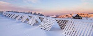 Schneefangzaun in Altastenberg