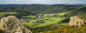 Winterwanderweg Kahler Asten