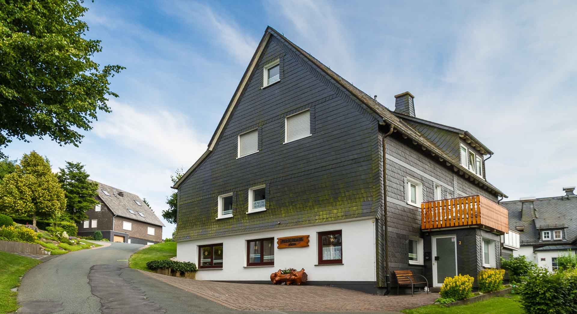 willkommen im ferienhaus k nig in winterberg im sauerland. Black Bedroom Furniture Sets. Home Design Ideas
